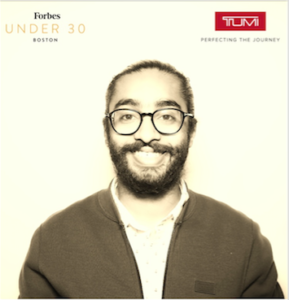 Gurjot Baweja's photo from Forbes Under 30 pass