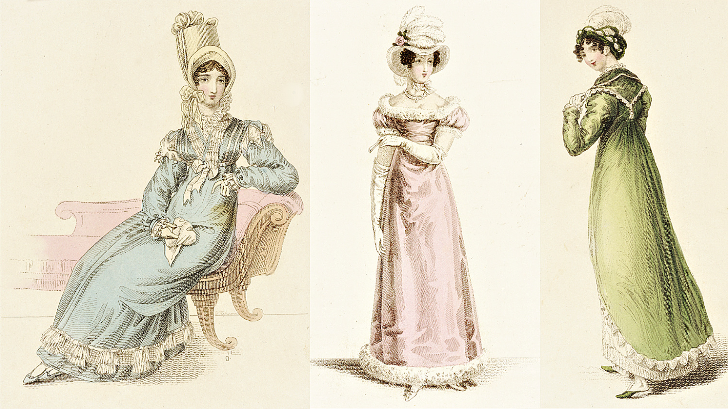 Selling Style I The History Of Fashion Marketing Through The 19th Century Wilson College News Nc State University