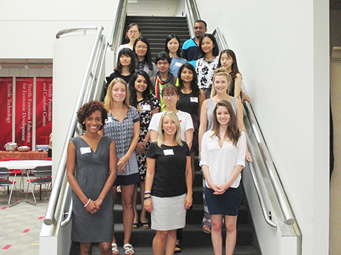 Incoming TATM Master's Students - Fall 2015