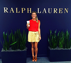 Ralph Lauren intern Jane Boyce