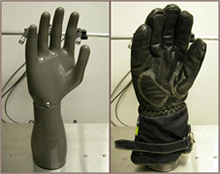 Sweating Thermal Hand System