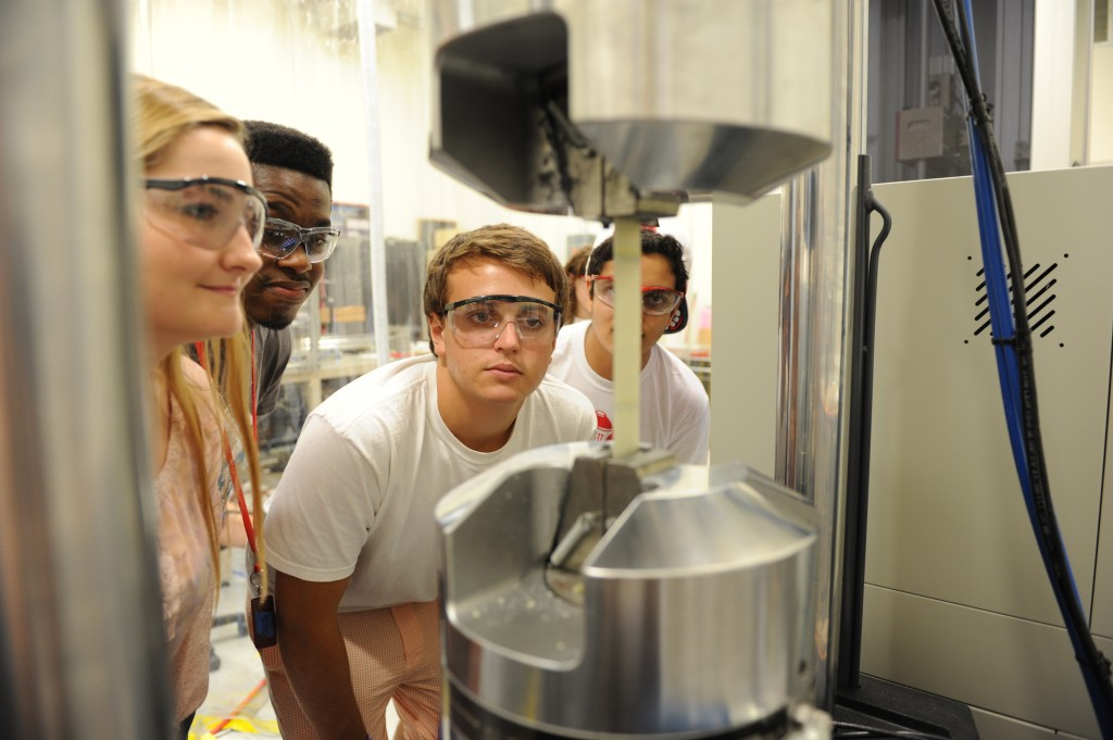 Textile Engineering, Chemistry and Science (TECS) image