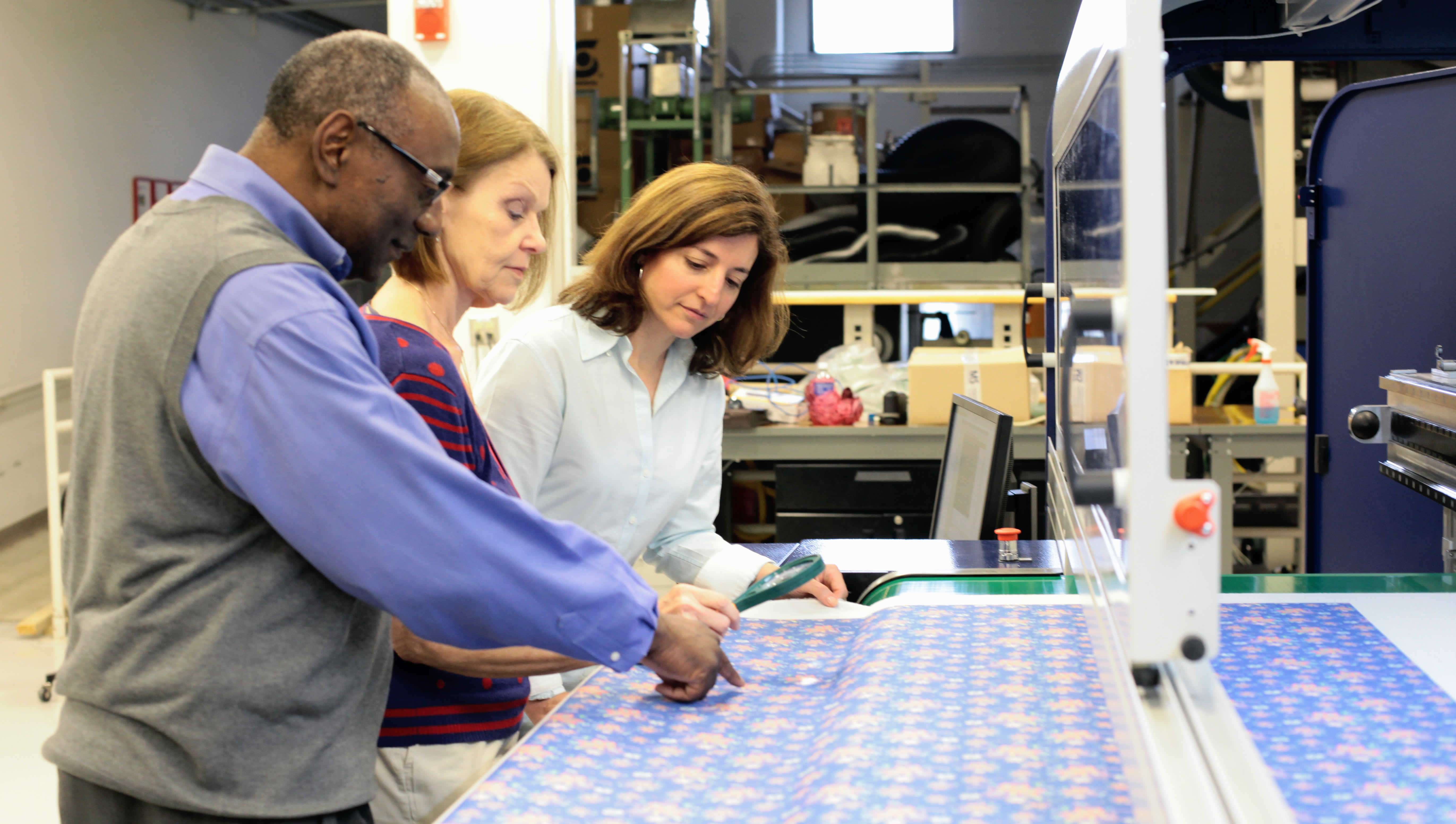 Conference Looks at Advantages of Digital Textile Printing image