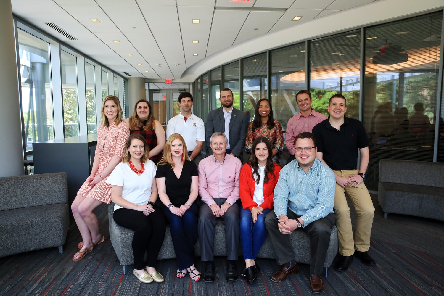 picture of the deans young alumni council