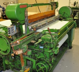 New - Draper Shuttle Loom