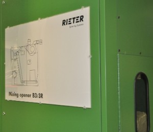 Rieter Mixing Opener Mini Mix B3/3R