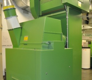 Rieter Monocylinder Cleaner B4/1