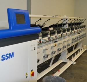 SSM Precision Winder